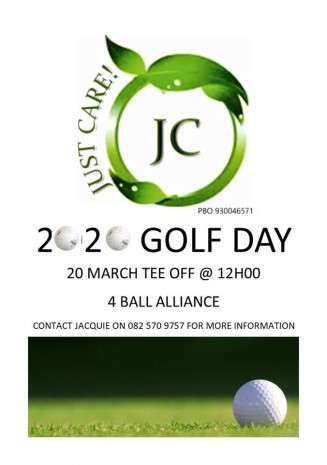 Just Care Golf Day 2020